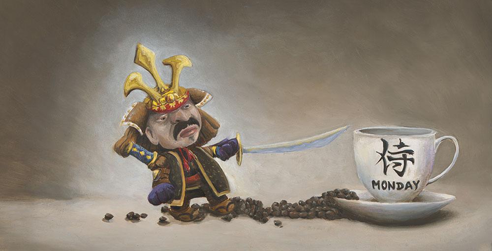 Monday Morning Samurai