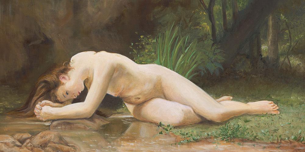Byblis - William Bougereau
