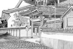 Zenbouji temple