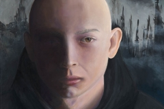 Jimmy Oil on Panel 16x20