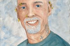 Mark Watercolor 11x17
